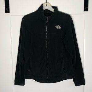 The North Face Full Zip Fleece Medium Black
